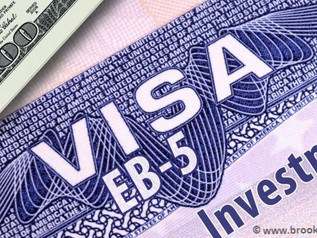 USCIS ADJUSTS PROCESS FOR MANAGING EB-5 VISA INVENTORY