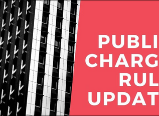 """**BREAKING** DHS Restores """"Public Charge"""" Rule***"""