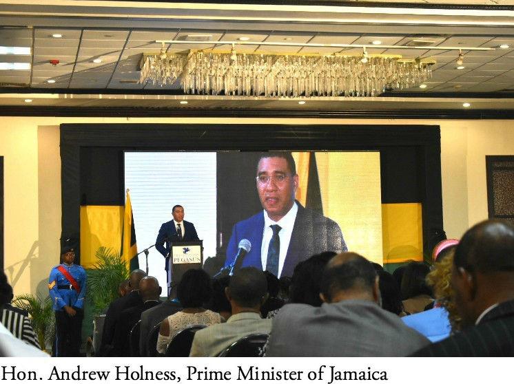 Jamaican Prime Minister