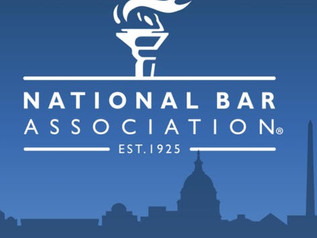Simone Williams Speaking at the National Bar Association Convention in New York City on June 23rd