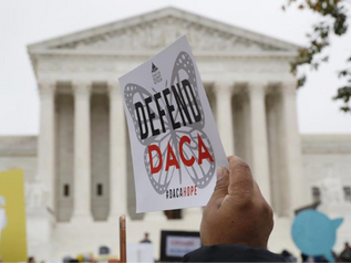 SUPREME COURT REJECTS TRUMP EFFORTS TO END DACA
