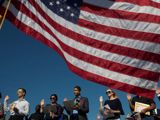 NEW DHS DATA SHOWS THE CHANGING FACE OF IMMIGRATION