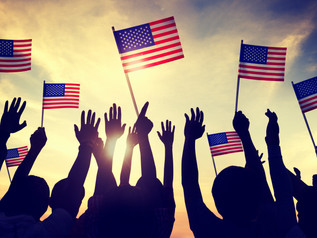 Celebrating Independence Day 2018 with Naturalization Ceremonies