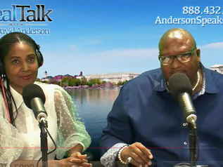 Simone Williams appeared on RealTalk with Dr. David Anderson
