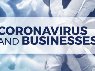 CORONAVIRUS RAISES IMMIGRATION ISSUESFOR BUSINESSES