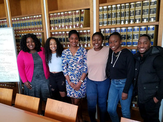 Simone Williams was a Guest Lecturer at Howard University School of Law