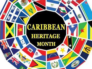 June is Caribbean-American Heritage Month!