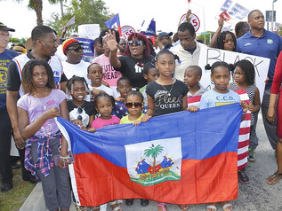 Temporary Protected Status for Haiti Extended until Jan. 2018