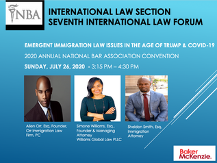 DON`T FORGET TO REGISTER FOR THE 2020 NATIONAL BAR ASSOCIATION VIRTUAL CONVENTION