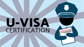 U-Visa Certification
