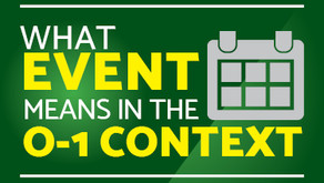 "What ""Event"" Means in the O-1 Context"