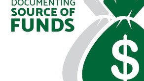 Documenting Source of Funds