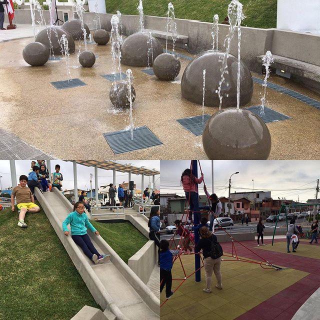 Inaugurada #plazabelen #diseño de @arqui
