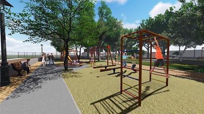 Proyecto finalizado Plaza de Barraza Zon