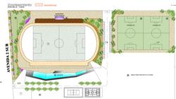 Plano Estadio PPTTA Parral