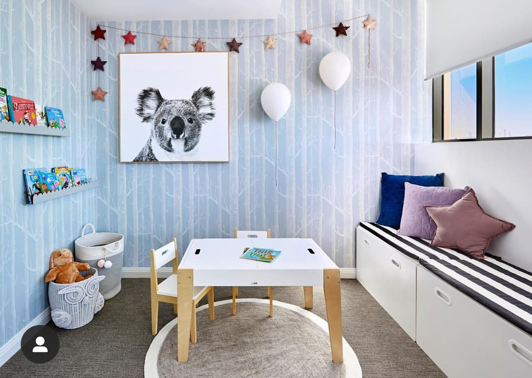 Children's Rooms and Nurseries