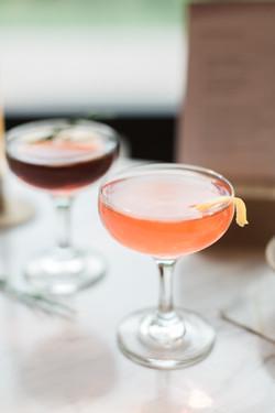 Assorted Aquavit Cocktails