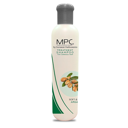 MPC TREATMENT SHAMPOO For Damaged Hair - Argan Oil