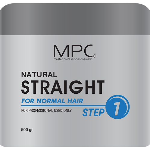 NATURAL NEUTRALIZER CREAM STRAIGHT FOR NORMAL HAIR (Step 1) 500ml
