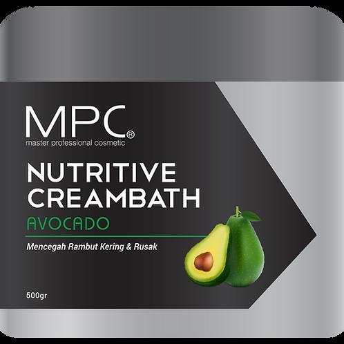 MPC NUTRITIVE CREAMBATH AVOCADO 500gr