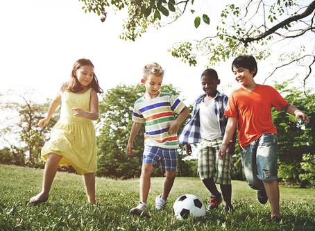 Brincadeira pode ajudar a combater obesidade infantil. Entenda!