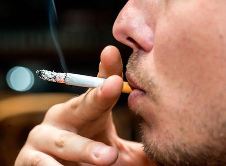 Atenção: legal ou ilegal, cigarro faz mal à saúde