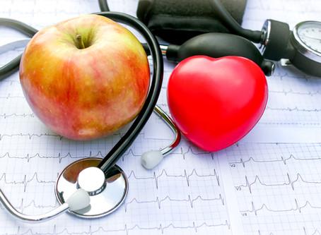Alimentação Saudável é aliada no combate à hipertensão
