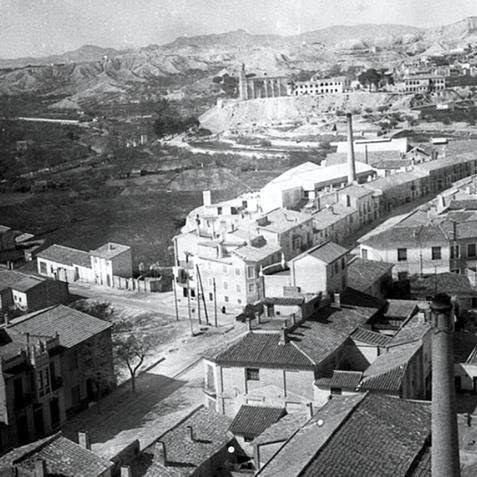 Ruta de Arqueología Industrial y Comercial de Cieza