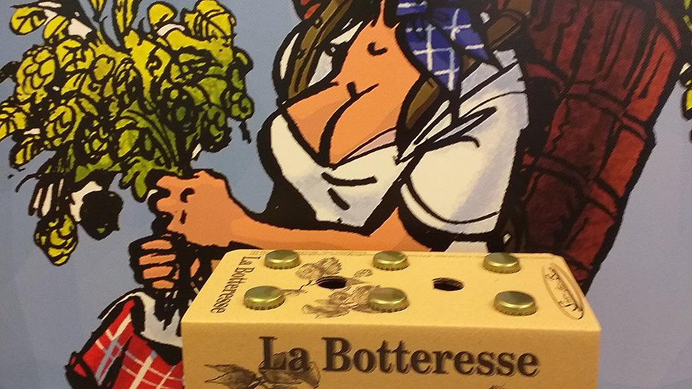 6x33cl Botteresse Blanche