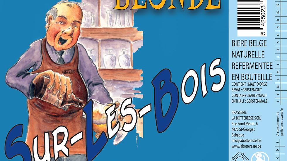 Sur-les-Bois Blonde 33cl