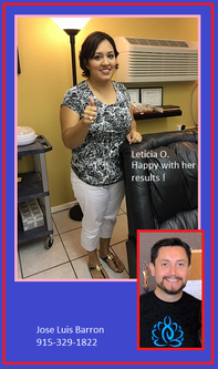 Leticia O. - Satisfied client