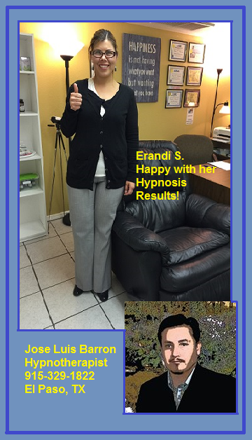 Erandi S - Hypnosis Success Story #18