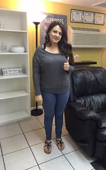 Priscilla Rodriguez - Satisfied client