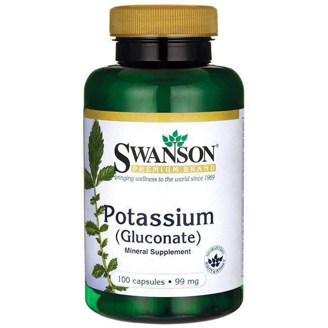 Swanson Potassium