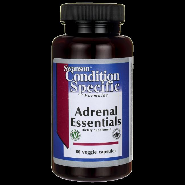 Swanson Adrenal Essentials