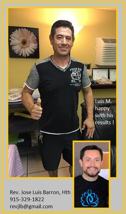 Luis M. Success Story #44