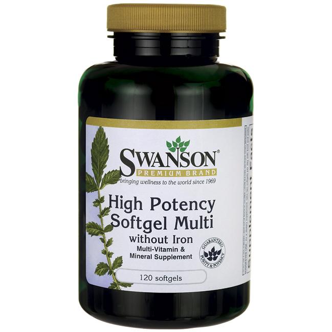 High Potency Multi Vitamin