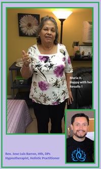 Maria Hernandez - Satisfied client