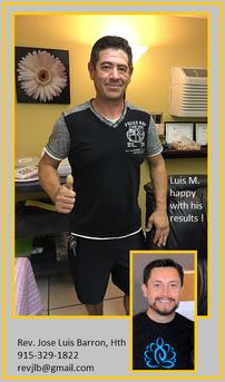 Luis M. - Satisfied client