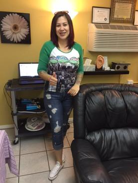 Teresa Sarazua - Satisfied client