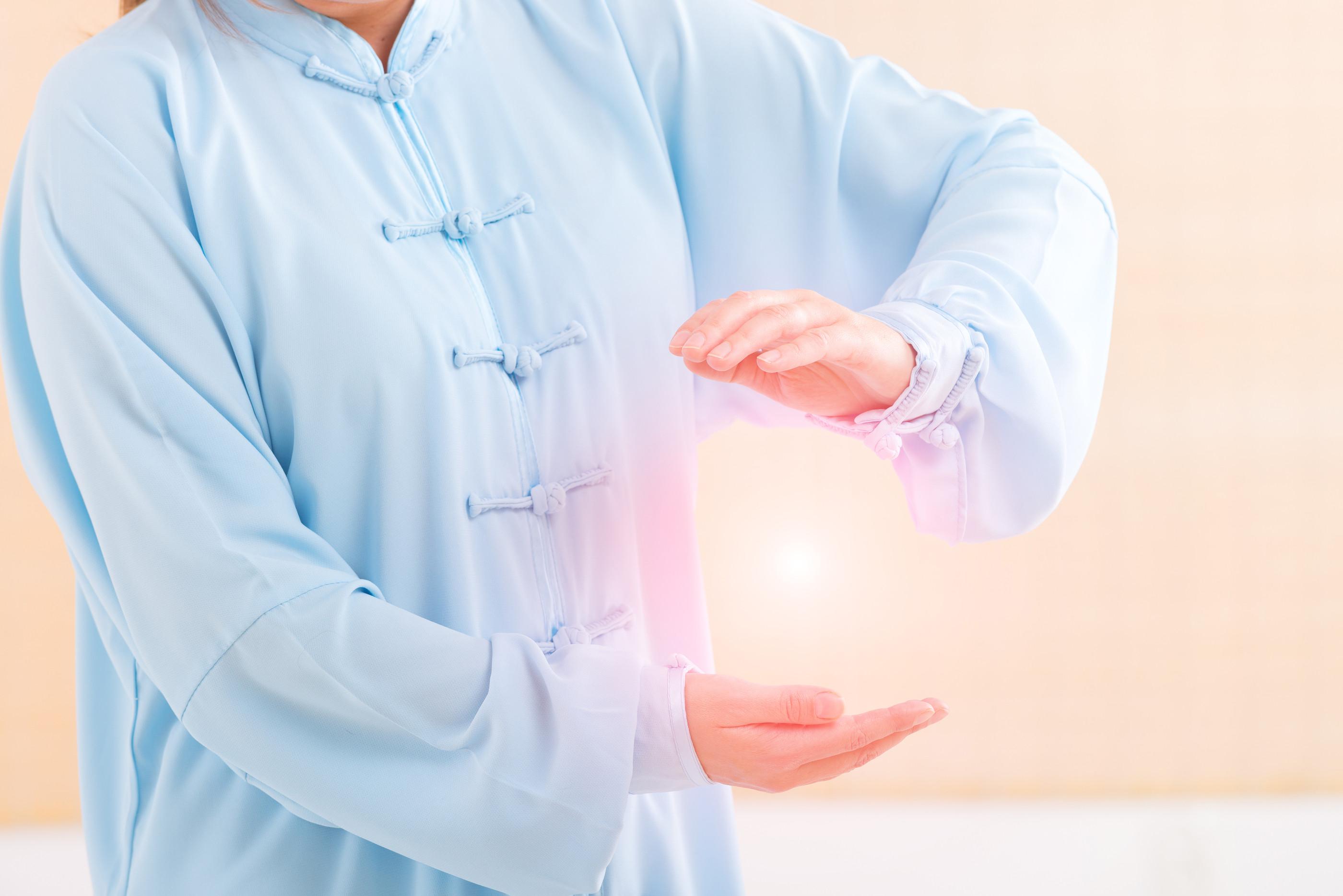 Reiki Energy Balance Session