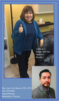 Ludivina C. - Satisfied client