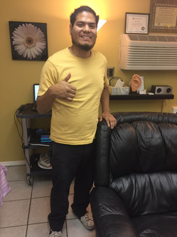 Richard - Satisfied client
