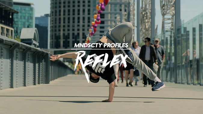 BBoy Reflex - Giving Back