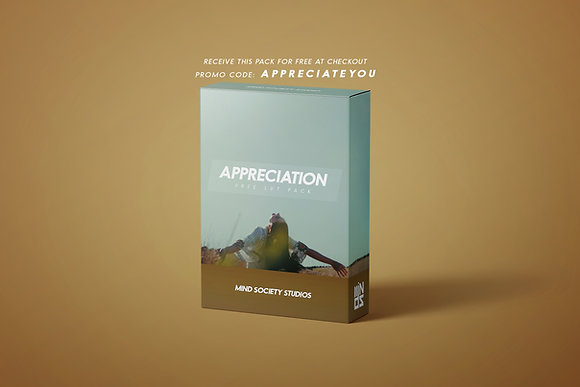 Appreciation | Gift LUT Pack