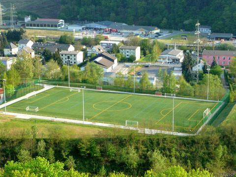 Kunstrasen Stadion Silberau