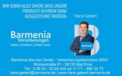 Hans Gebert Barmenia