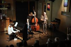 with Tony Overwater & Maarten Ornstein @ Filmhuis Oosterbeck