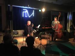 with Tony Overwater & Angelo Verploegen @ Paviljoen Ongehoorde Muziek
