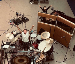 Recording with Eddy Koopman @ MCO studio2